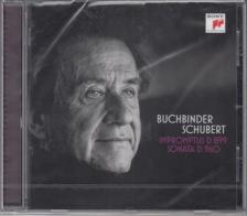 SCHUBERT - IMPROMPTUS D 899 - SONATA D 960 CD RUDOLF BUCHBINDER