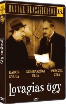 KABOS - LOVAGIAS ÜGY  DVD
