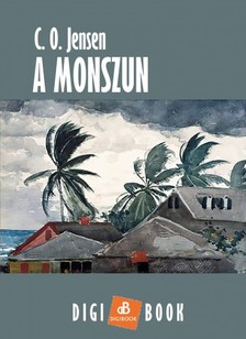 Jensen, C. O. - A Monszun [eKönyv: epub, mobi]