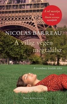 Nicolas Barreau - A világ végén megtalálsz [eKönyv: epub, mobi]