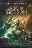 Rick Riordan - Percy Jackson és az olimposziak 1. - A villámtolvaj (ÚJ!) - KEMÉNY BORÍTÓS<!--span style='font-size:10px;'>(G)</span-->