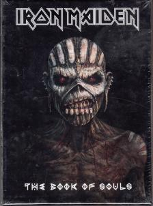 - THE BOOK OF SOULS (DELUXE) 2CD IRON MAIDEN
