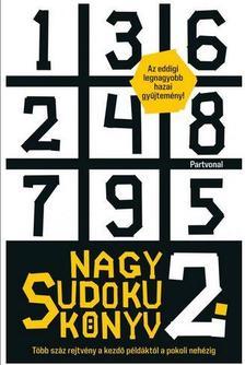 - Nagy Sudoku könyv 2. ###