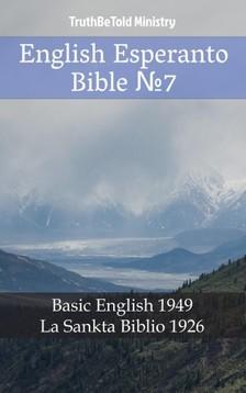 TruthBeTold Ministry, Joern Andre Halseth, Samuel Henry Hooke - English Esperanto Bible 7 [eKönyv: epub, mobi]