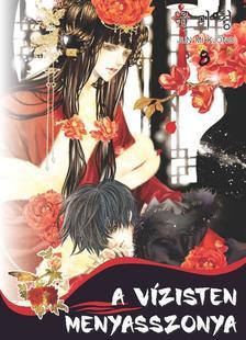 Jun Mi-Kjong - A vízisten menyasszonya 8.Képregény