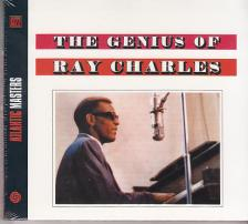 Ray Charles - THE GENIUS OF RAY CHARLES CD