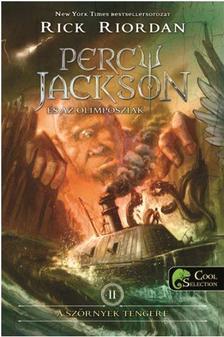 Rick Riordan - Percy Jackson és az olimposziak 2. - A szörnyek tengere (ÚJ!) - KEMÉNY BORÍTÓS