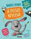 BALÁZS ÁGNES - A pösze nyuszi és más történetek<!--span style='font-size:10px;'>(G)</span-->