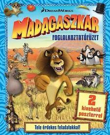 - Madagaszkár - foglalkoztatófüzet #