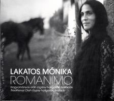 LAKATOS MÓNIKA - ROMANIMO CD LAKATOS MÓNIKA