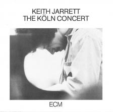 KEITH JARRETT - THE KÖLN CONCERT CD KEITH JARRETT