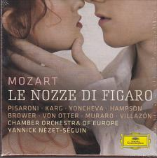 MOZART - LE NOZZE DI FIGARO,3 CD