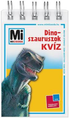- Dinoszauruszok - kvíz