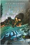 Rick Riordan - Percy Jackson és az olimposziak 4. - Csata a labirintusban (ÚJ!) - KEMÉNY BORÍTÓS<!--span style='font-size:10px;'>(G)</span-->