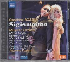 ROSSINI - SIGISMONDO,2 CD