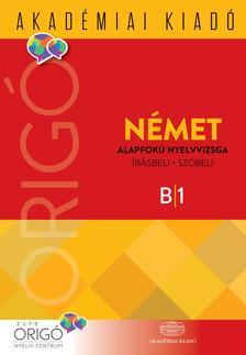 Sz. Egerszegi Erzsébet - Origó - Német alapfokú nyelvvizsga 2018