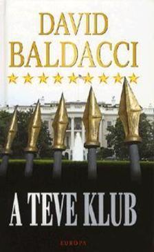 David BALDACCI - A Teve Klub