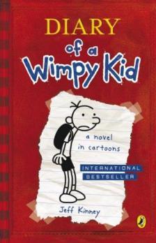 Jeff Kinney - DIARY OF WIMPY KID