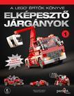 KUIPERS, NATHANAEL-ZAMBONI, MATTIA - A LEGO építők könyve 1.Elképesztő járgányok