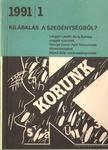 - Korunk 1991/1 [antikvár]