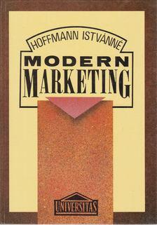 Hoffmann Istvánné - Modern marketing [antikvár]