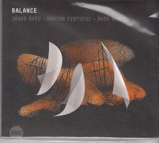 ÁVÉG, FENYVESI, BENKÓ - BALANCE CD