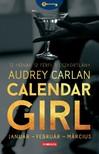 Audrey Carlan - Calendar Girl - Január - Február - Március - 12 Hónap. 12 Férfi. 1 Eszkortlány. [eKönyv: epub, mobi]