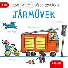 Martina Badstuber (illusztrátor) - Első ablakos képes szótáram - Járművek