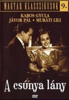 KABOS - CSÚNYA LÁNY  DVD