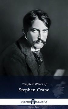 CRANE STEPHEN - Delphi Complete Works of Stephen Crane (Illustrated) [eKönyv: epub, mobi]