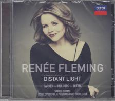 BARBER, HILLBORG, BJÖRK - DISTANT LIGHT CD RENÉE FLEMING