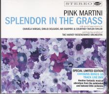 - SPLENDOR IN THE GRASS CD PINK MARTINI