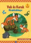 Dargay Attila - Vuk és Karak puzzle könyv<!--span style='font-size:10px;'>(G)</span-->
