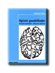 Hársing László - NYITOTT GONDOLKODÁS - FILOZÓFIAI PROBLÉMÁK - ALTERNATÍV VÁLA