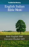 TruthBeTold Ministry, Joern Andre Halseth, Samuel Henry Hooke - English Italian Bible 14 [eKönyv: epub,  mobi]