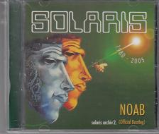 SOLARIS - NOAB CD SOLARIS ARCHÍV 2.(OFFICIAL BOOTLEG)