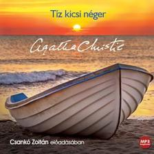 Agatha Christie - TÍZ KICSI NÉGER - HANGOSKÖNYV