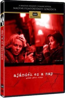 GOTHÁR PÉTER - AJÁNDÉK EZ A NAP DVD