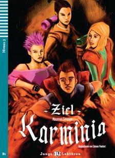 SIMPSON, MAUREEN - ZIEL KARMINIA + CD
