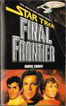 CAREY, DIANE - Star Trek: Final Frontier [antikvár]