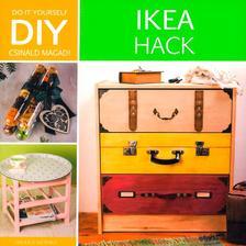 Halmos Mónika - DIY: IKEA HACK
