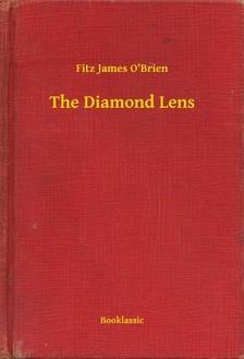 OBrien Fitz James - The Diamond Lens [eKönyv: epub, mobi]