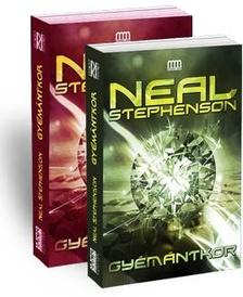 Neal Stephenson - Gyémántkor I-II.