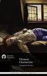 Chatterton Thomas - Delphi Complete Works of Thomas Chatterton [eKönyv: epub, mobi]