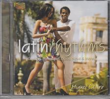 - LATIN RHYTHMS - CUMBIA,MERENGUE,BOSSA NOVA & MORE...CD
