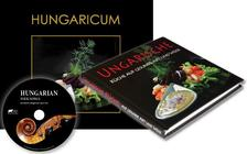 Kolozsvári Ildikó - Hungaricum -Ungarische Küche auf gesunde Art und Weise+Folk Music CD