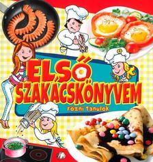 - ELSŐ SZAKÁCSKÖNYVEM