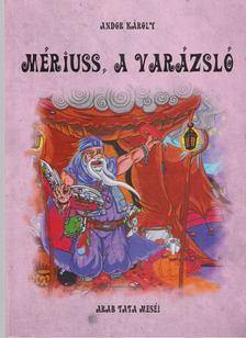 ANDOR KÁROLY - Meriuss, a varázsló [antikvár]