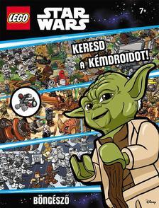 .- - LEGO Star Wars - Keresd a kémdroidot! - Böngésző ajándék minifigurával