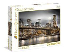 - Clementoni Puzzle 1000 New York Skyline